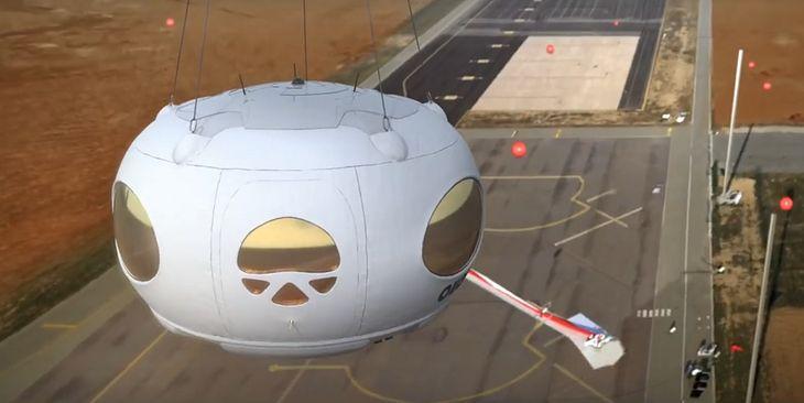 Hiszpańska firma Zero 2 Infinity chce umożliwić wycieczki w kosmos