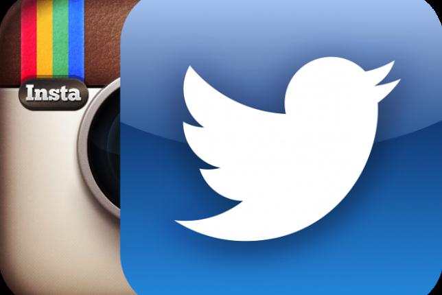 Instagram kontra Twitter
