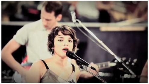 Norah Jones i Canon 5D MKII - idealny jesienny duet