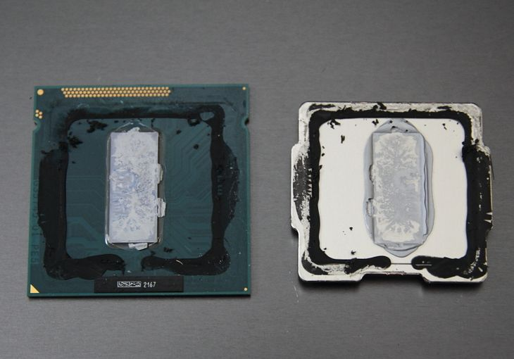 Kit Intela na żywo (Fot. PC Watch)