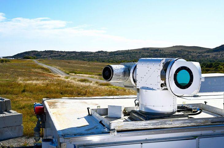 Laser Lockheed Martin Athena