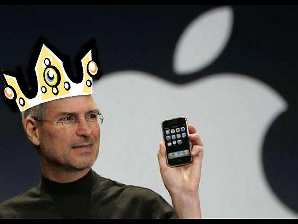 Apple szybko zyskuje na wartości (fot. KnowYourMobile.com)