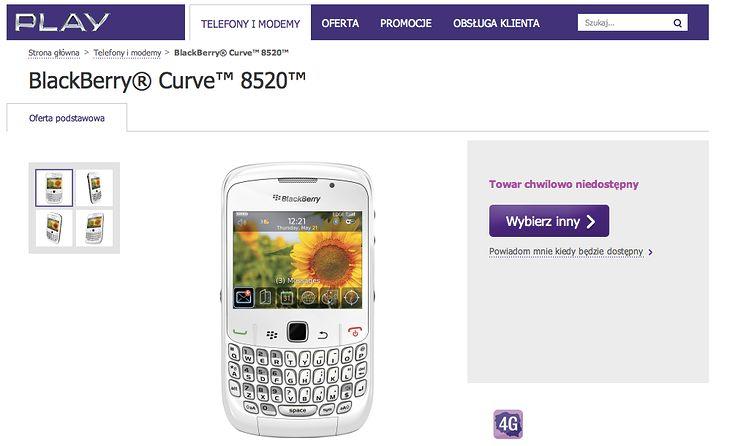 BlackBerry w Play