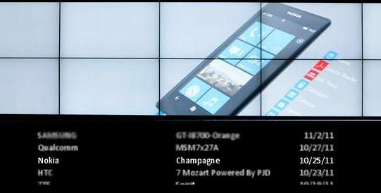 Czy tak wygląda Nokia Champagne? | fot. slashgear.com