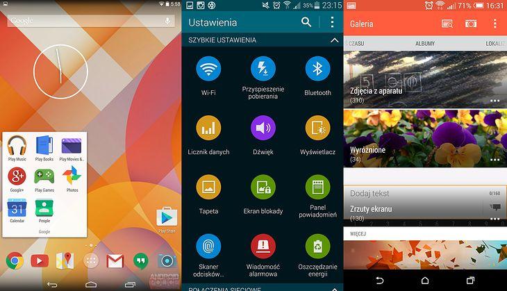 Płaski Android