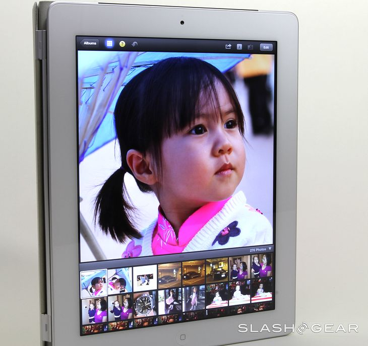 the new iPad   fot. slashgear.com