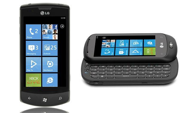LG i Windows Phone