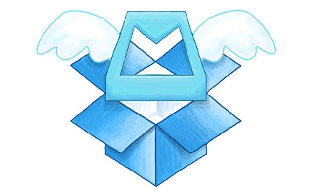Mailbox i Dropbox razem