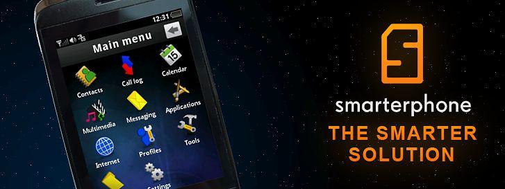 Tanie telefony Nokii zmądrzeją dzięki Smarterphone OS? (fot. Softpedia)