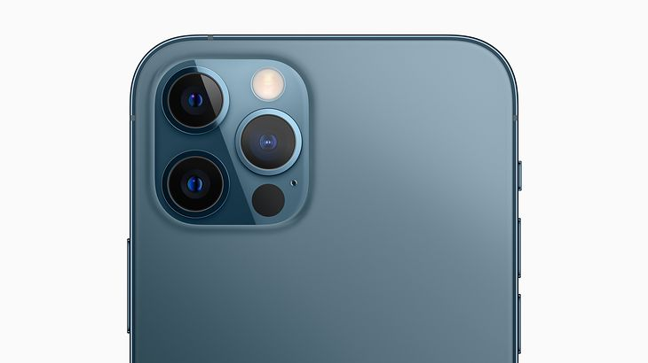 iPhone 12 Pro Max ma najbardziej zaawansowany aparat
