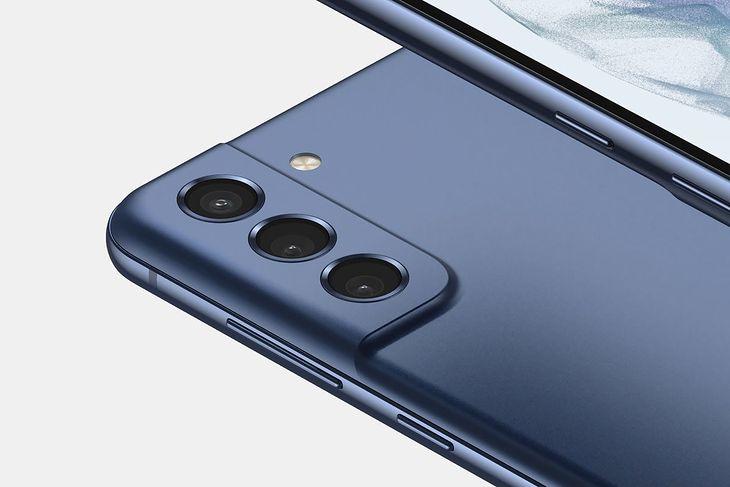 Samsung Galaxy S21 FE ma mieć delikatnie inną konstrukcję niż S21