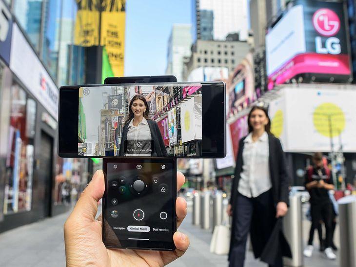LG Wing ma być jednym z najdłużej wspieranych smartfonów tej marki