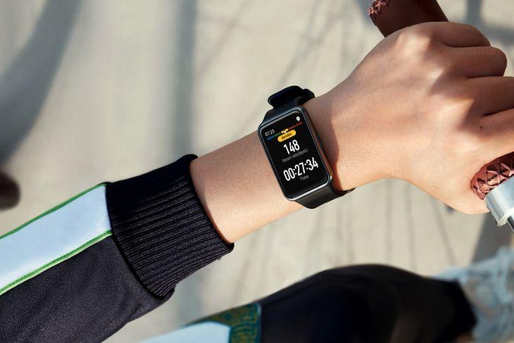 Huawei Watch Fit doczekał się nowej odsłony