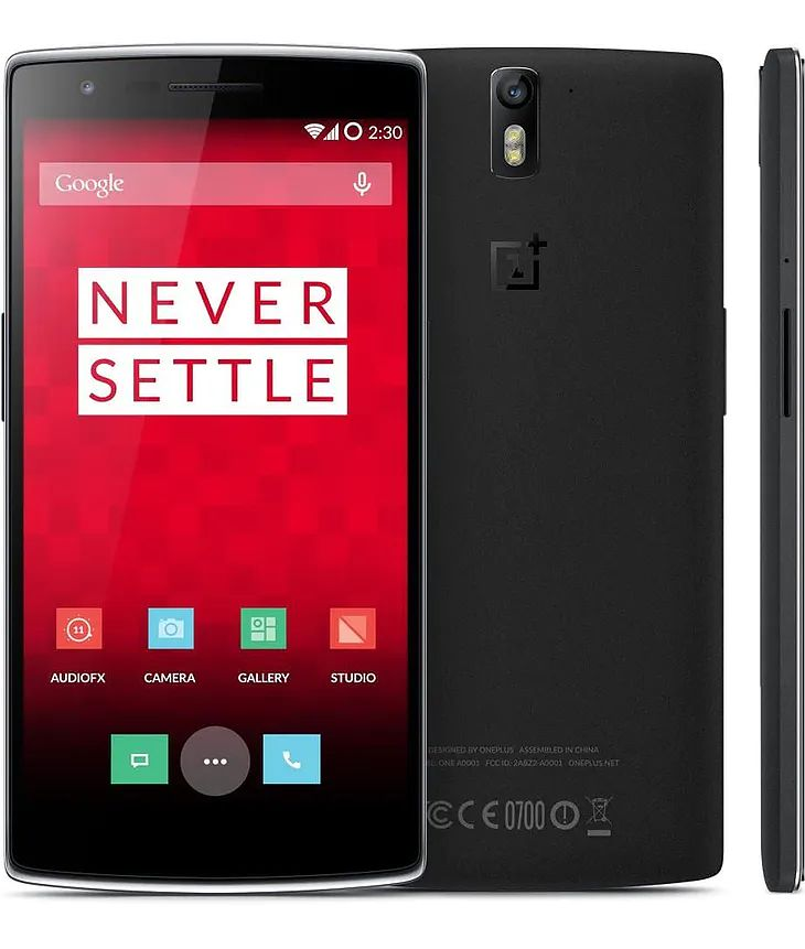 Is OnePlus One so old?