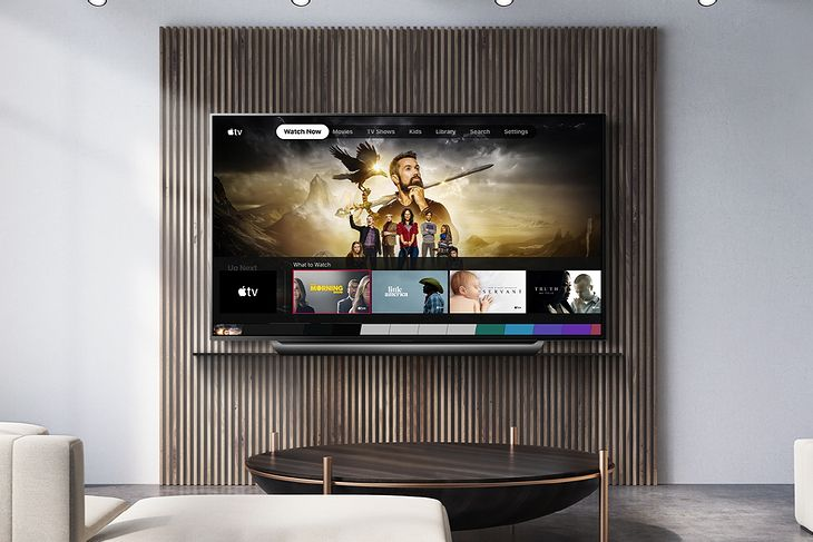 Apple TV app on LG TVs?  A few years ago this would have been unthinkable