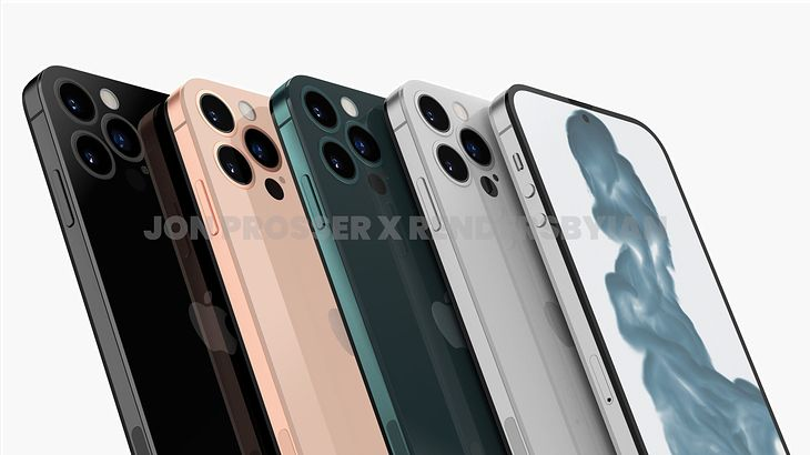 iPhone 14: wizualizacja na podstawie przecieków