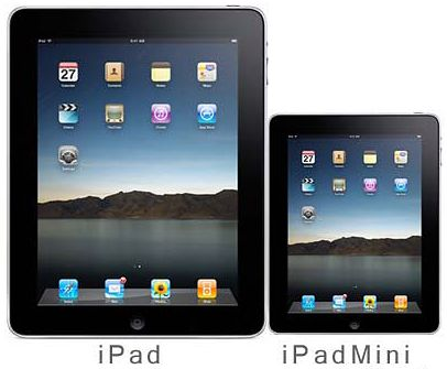 Nadchodzi iPad mini? (fot. laptoppics.com)