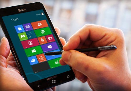 Omnia Note, czyli Windows Phone z rysikiem? (fot. technobuffalo)