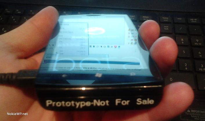 Sony Ericsson z Windows Phone | fot. nokiawp.net