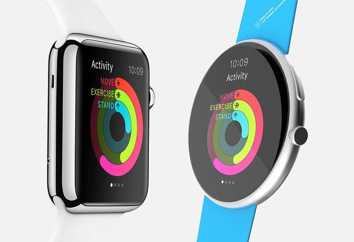 Apple Watch - koncept Alcion