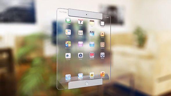 Koncept iPada (fot. Ricardo Afonso)