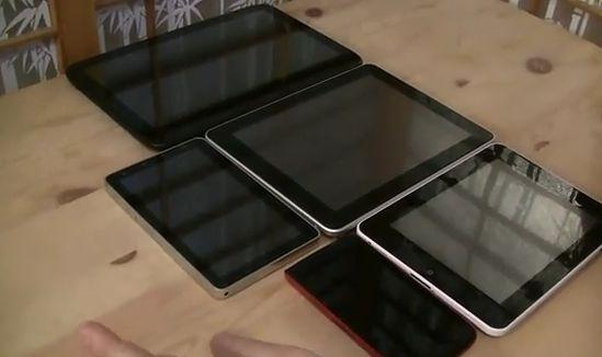 iPad wciąż najpopularniejszym tabletem | Androidtablet.in