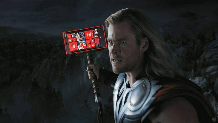 Thor + Lumia 920