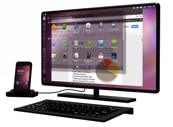 Ubuntu i Android