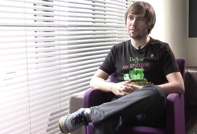 Wywiad z Marcin Gruszka