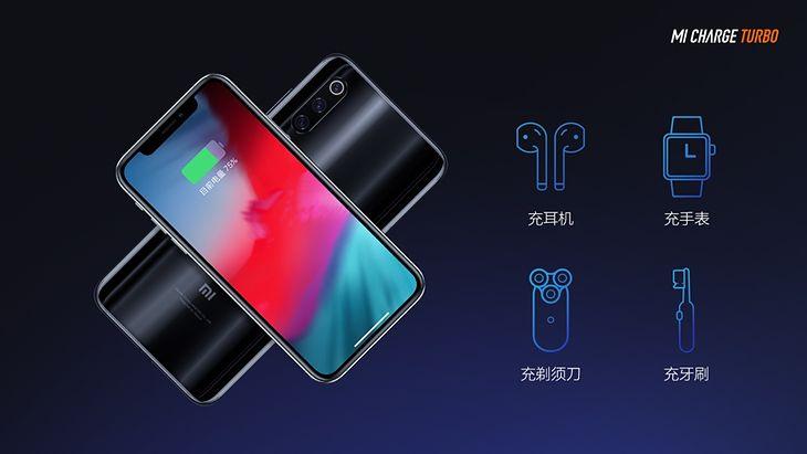 Xiaomi prezentuje Mi Charge Turbo