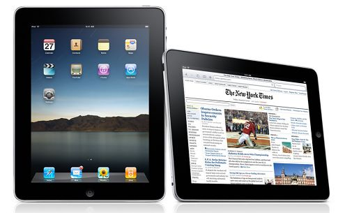 iPad - multimedialny dotykowy tablet od Apple