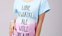 f7fec88e3 Koszulki z napisami – bądź rebel przez cały rok - WP Kobieta