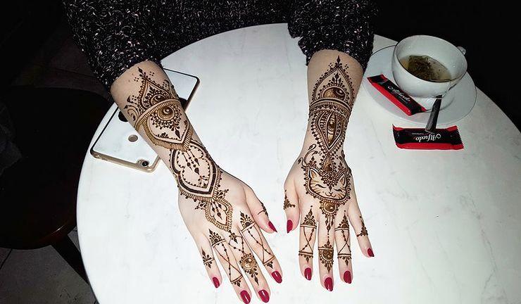 Jak Zrobić Tatuaż Z Henny Wp Kobieta