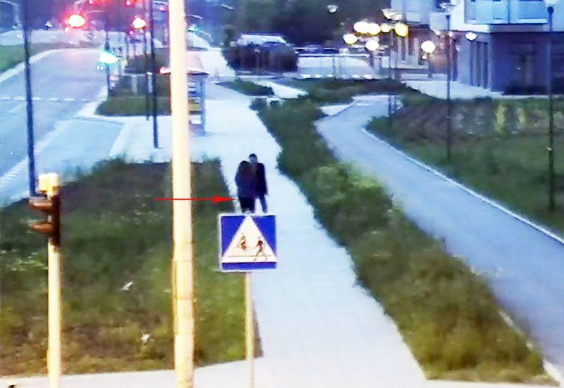 Warszawa. Policja szuka odpowiedzialnego za rozbój na Mokotowie