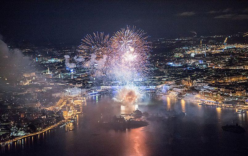 Obchody stulecia niepodległości w Helsinkach