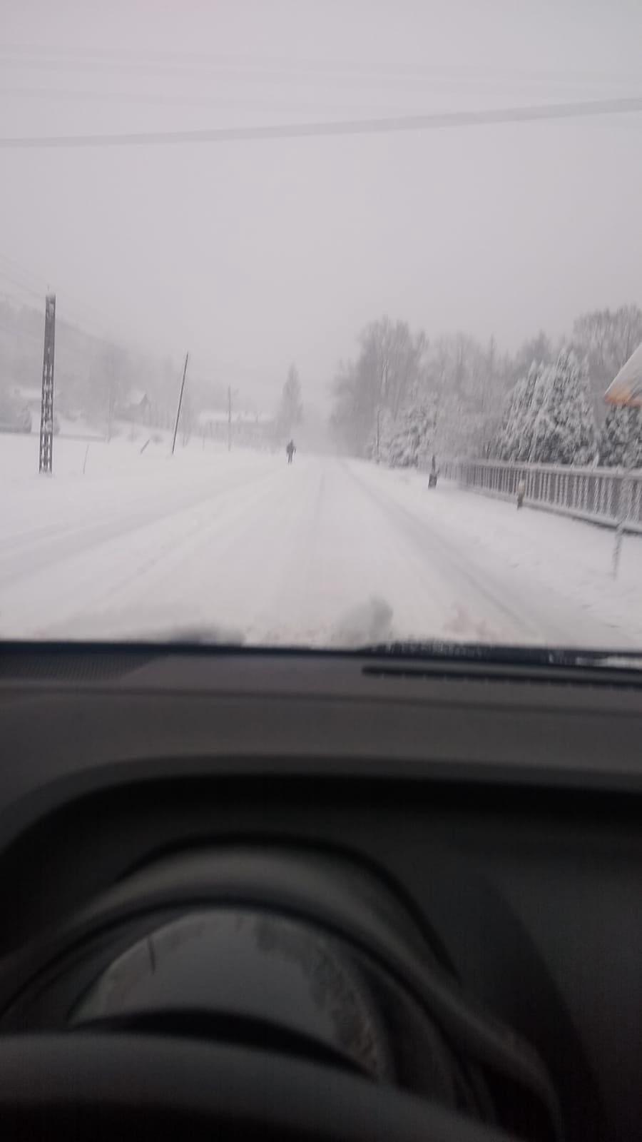 Pogoda. Zima na Lubelszczyźnie i Podkarpaciu