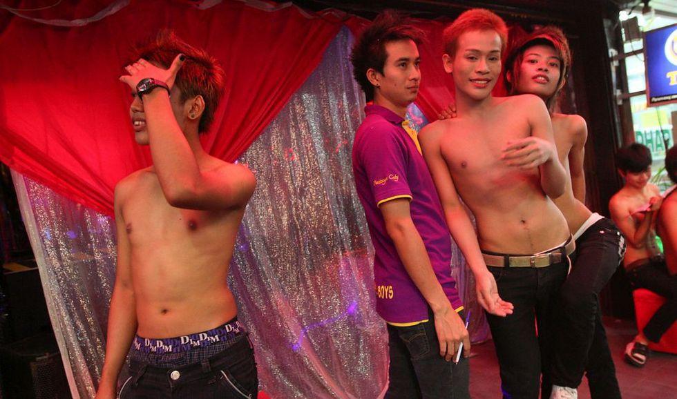 seks gejowski w klubie ciasne galerie zdjęć cipki