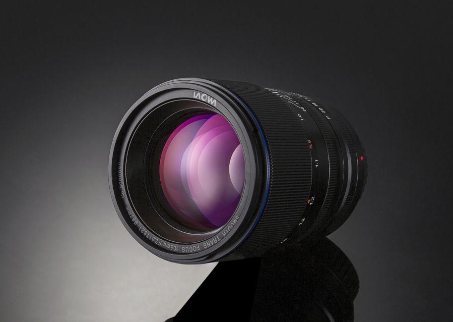Laowa STF 105 mm f/2