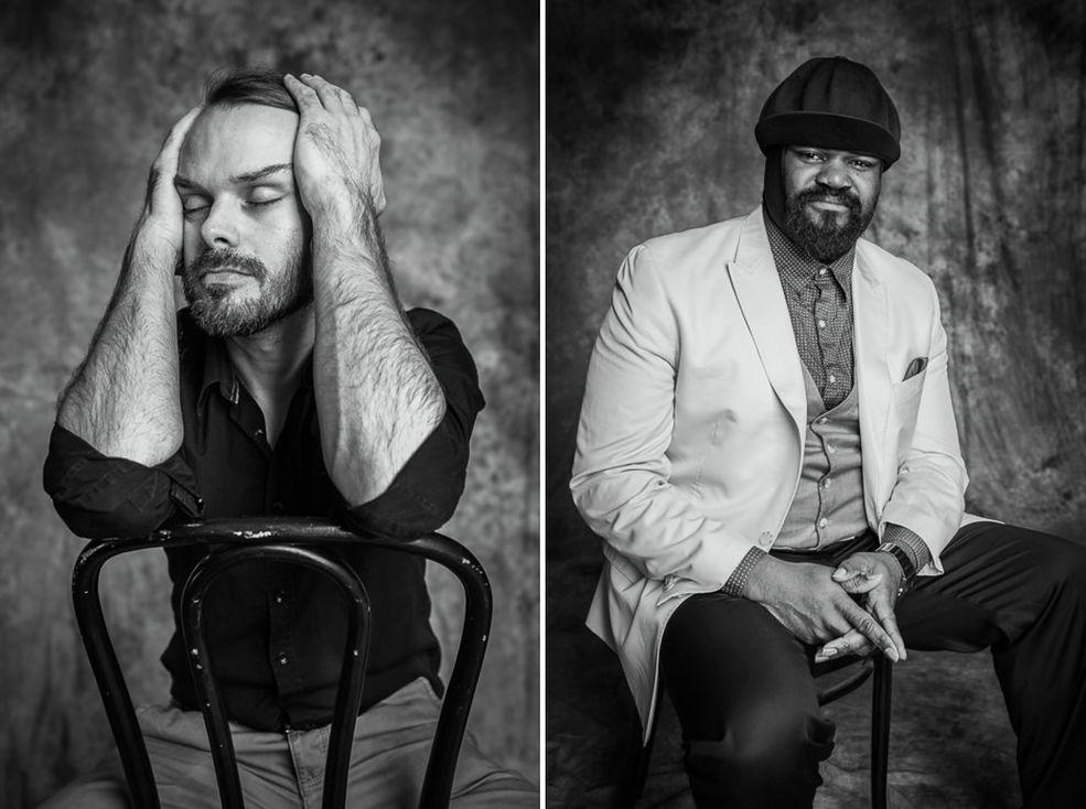 """""""Jazz nad Odrą od samego początku mojej fotograficznej drogi, był wydarzeniem wyznaczającym rok jazzowy we Wrocławiu. Kiedyś marzyłem, by móc tam fotografować, poczuć jego klimat, dziś sam staję się jego częścią"""" - mówi autor zdjęć Sławek Przerwa."""
