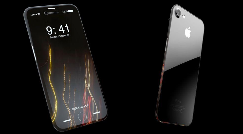 iPhone 8 - koncept
