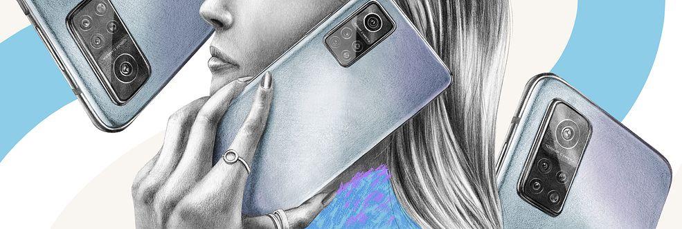 Telefony serii Xiaomi Mi 10T