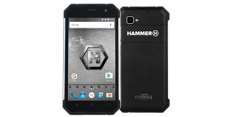 ea48cd971298 myPhone Hammer Axe Pro - dane techniczne