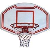 Tablica do koszykówki ENERO 1009445 + Obręcz