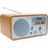 Radio ELTRA Mewa Retro Jasne drewno