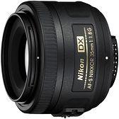 Obiektyw NIKON AF-S DX Nikkor 35 mm f/1.8G