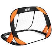 Bramka do piłki nożnej SPOKEY Hasbro Nerf Buckler (120 x 80cm) Czarno-pomarańczowy