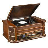 Gramofon HYUNDAI RTC-513RIP Brązowy