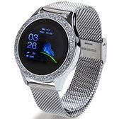 Smartwatch ORO-MED Smart Crystal Srebrny