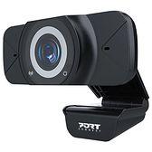 Kamera internetowa PORT DESIGNS Full HD USB/USB-C