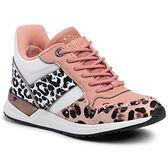 Sneakersy GUESS - Rejjy FL5RJ2 FAP12 LEOPARD